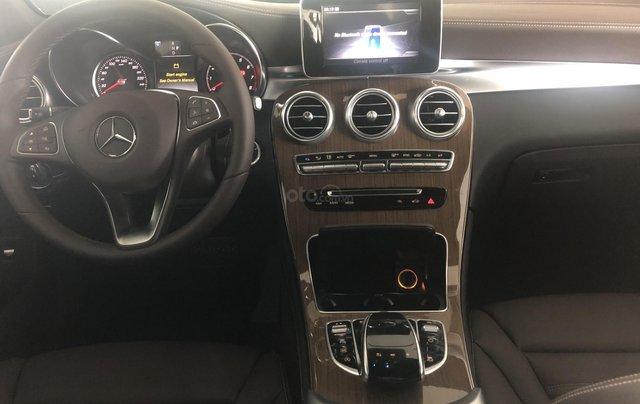 Giá xe Mercedes GLC250 4Matic 2019 khuyến mãi, thông số, giá lăn bánh 06/2019 chiết khấu tiền mặt, ưu đãi BH và phụ kiện7
