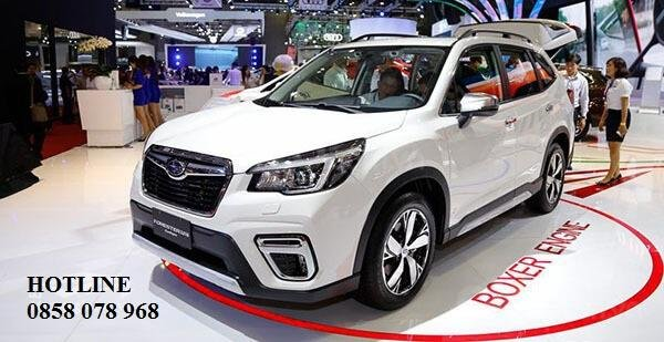 Bán Subaru Forester 2.0 iL; 2.0 iS; 2.0 IS eyesight sản xuất năm 2019, có xe giao ngay, khuyến mãi bùng nổ0