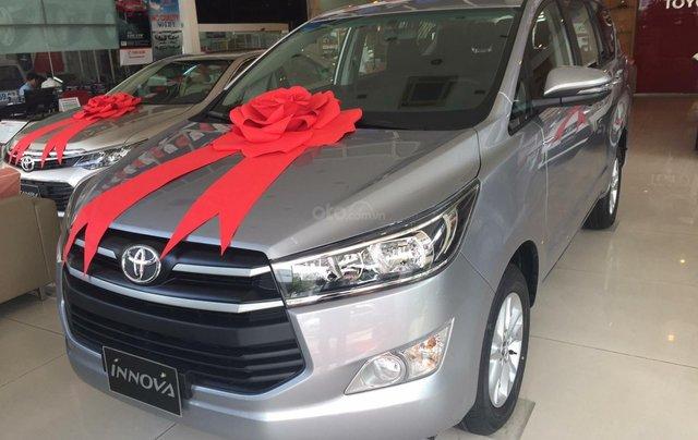 Innova số sàn trả trước từ 160 triệu nhận xe ngay tại Toyota Gò Vấp0