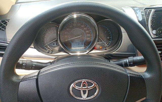 Cần bán Toyota Vios 1.5E đời 2017, sử dụng kĩ, bán gấp 450 triệu5