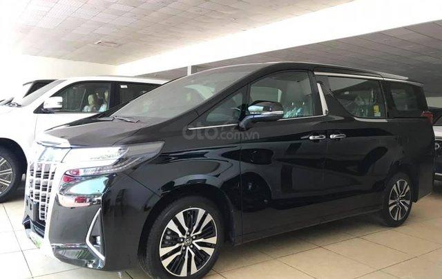 Bán Toyota Alphard Excutive Lounge sản xuất 2019, phiên bản cao cấp nhất2