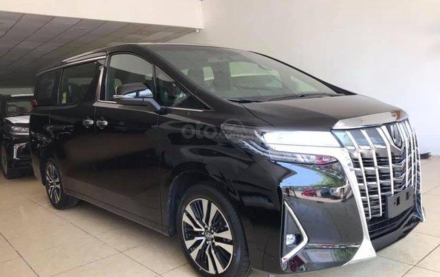 Bán Toyota Alphard Excutive Lounge sản xuất 2019, phiên bản cao cấp nhất0