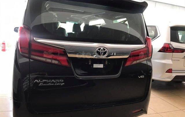 Bán Toyota Alphard Excutive Lounge sản xuất 2019, phiên bản cao cấp nhất11