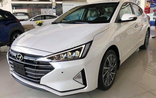 """""""Sốc"""" giảm 25 triệu tiền mặt - chỉ 179tr - Hyundai Elantra 1.6 MT 2019, hỗ trợ trả góp 85% - thủ tục nhanh chóng1"""