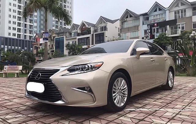 Cần bán gấp Lexus ES 250 2017, nhập khẩu đẹp như mới2