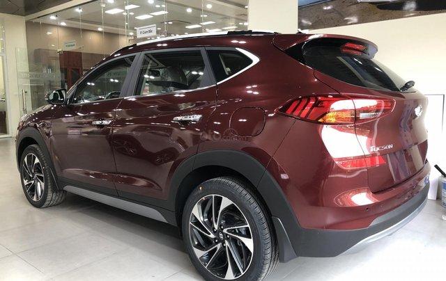 Hyundai Tucson 1.6 Turbo model 2019 - Đủ màu giao ngay - Gói KM lên tới 20 triệu - Ms Lan 09199299232