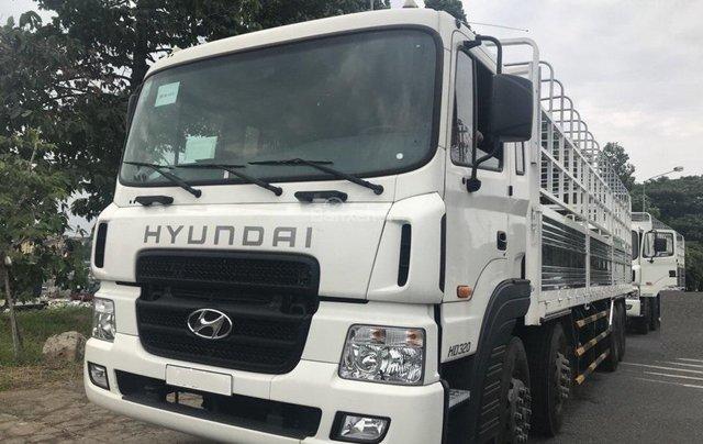Bán Hyundai HD320 năm 2019, màu trắng, nhập khẩu0