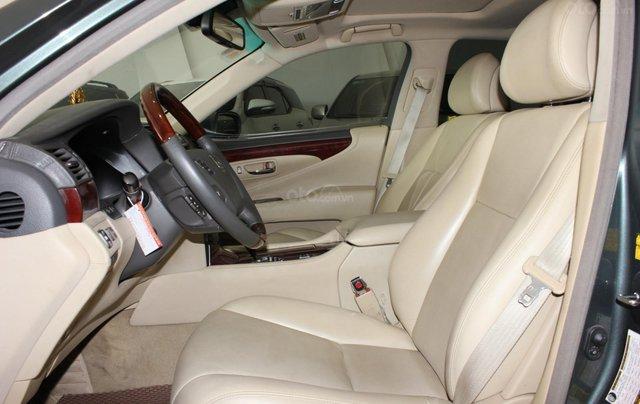Cần bán Lexus IS 460, màu xanh lam, nhập khẩu nguyên chiếc4