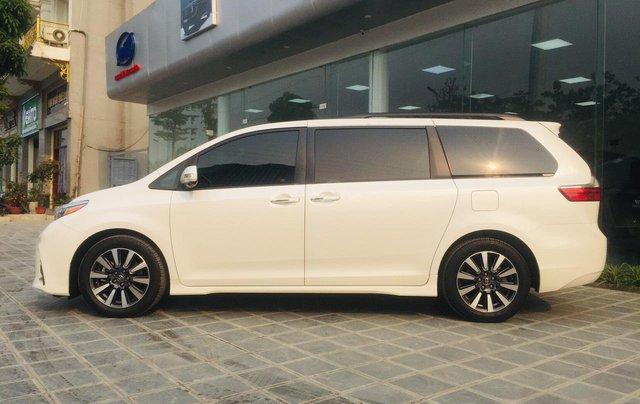 MT Auto cần bán nhanh chiếc xe Toyota Sienna năm sản xuất 2019, màu trắng - Giá mềm - Giao toàn quốc2