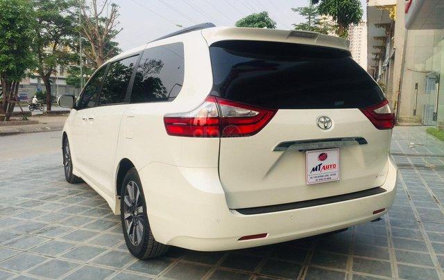MT Auto cần bán nhanh chiếc xe Toyota Sienna năm sản xuất 2019, màu trắng - Giá mềm - Giao toàn quốc3