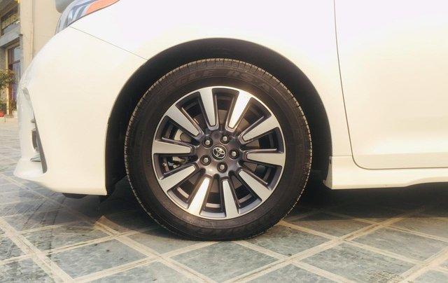 MT Auto cần bán nhanh chiếc xe Toyota Sienna năm sản xuất 2019, màu trắng - Giá mềm - Giao toàn quốc4
