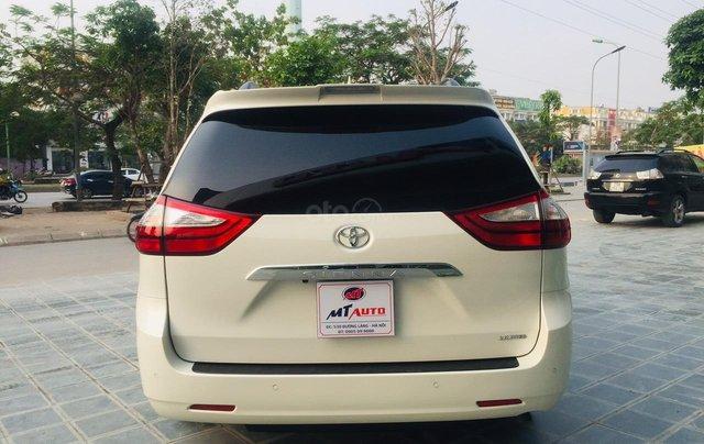 MT Auto cần bán nhanh chiếc xe Toyota Sienna năm sản xuất 2019, màu trắng - Giá mềm - Giao toàn quốc5