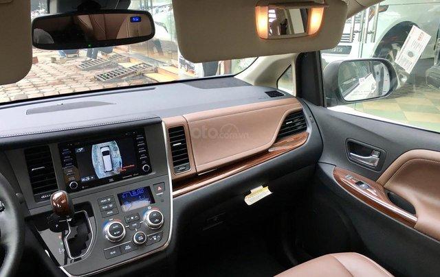 MT Auto cần bán nhanh chiếc xe Toyota Sienna năm sản xuất 2019, màu trắng - Giá mềm - Giao toàn quốc15