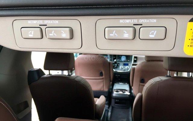 MT Auto cần bán nhanh chiếc xe Toyota Sienna năm sản xuất 2019, màu trắng - Giá mềm - Giao toàn quốc18
