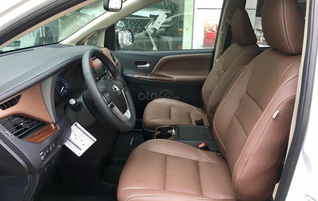 MT Auto cần bán nhanh chiếc xe Toyota Sienna năm sản xuất 2019, màu trắng - Giá mềm - Giao toàn quốc16