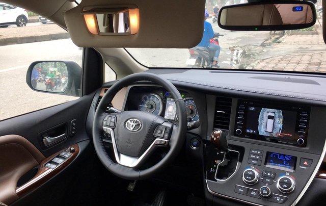 MT Auto cần bán nhanh chiếc xe Toyota Sienna năm sản xuất 2019, màu trắng - Giá mềm - Giao toàn quốc14