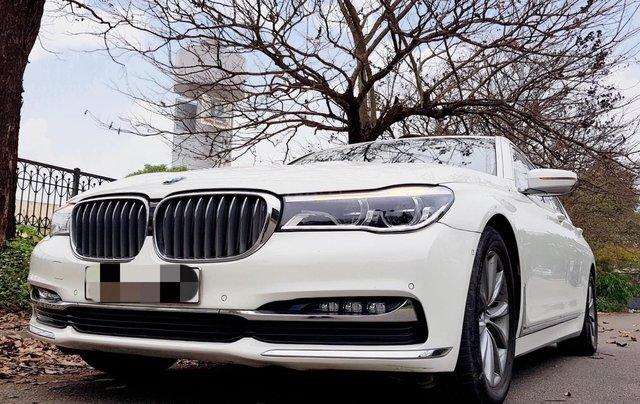 Cần bán xe BMW 7 Series 730 Li đời 2017, màu trắng, nhập khẩu1