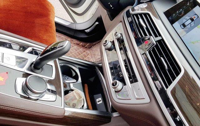 Cần bán xe BMW 7 Series 730 Li đời 2017, màu trắng, nhập khẩu2