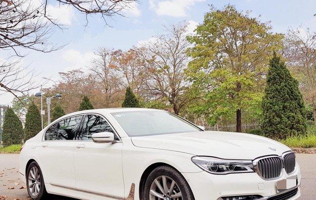 Cần bán xe BMW 7 Series 730 Li đời 2017, màu trắng, nhập khẩu3
