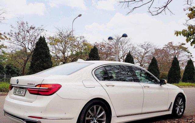Cần bán xe BMW 7 Series 730 Li đời 2017, màu trắng, nhập khẩu5