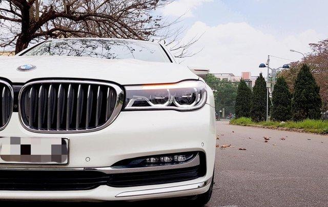 Cần bán xe BMW 7 Series 730 Li đời 2017, màu trắng, nhập khẩu6