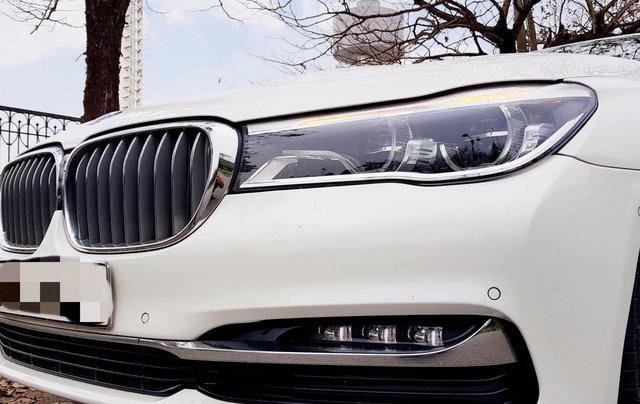 Cần bán xe BMW 7 Series 730 Li đời 2017, màu trắng, nhập khẩu8