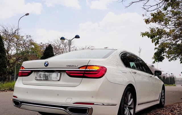 Cần bán xe BMW 7 Series 730 Li đời 2017, màu trắng, nhập khẩu11