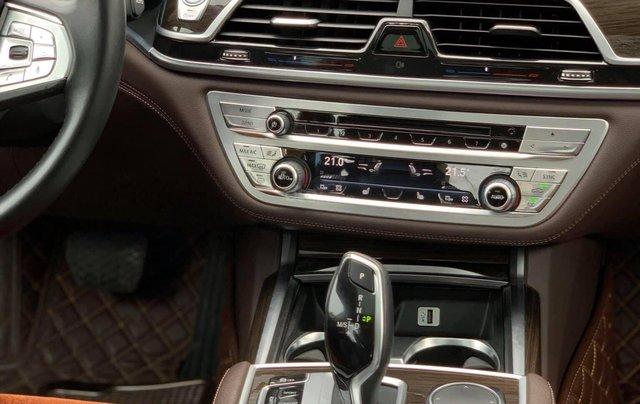 Cần bán xe BMW 7 Series 730 Li đời 2017, màu trắng, nhập khẩu16