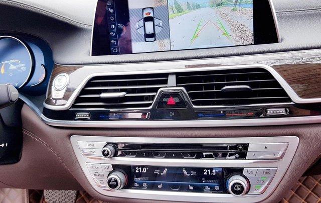 Cần bán xe BMW 7 Series 730 Li đời 2017, màu trắng, nhập khẩu17