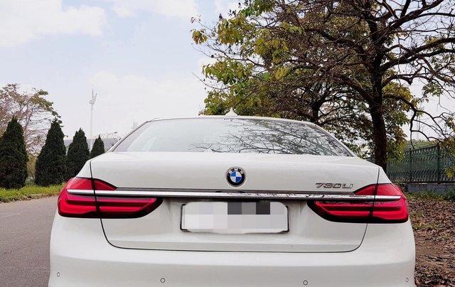 Cần bán xe BMW 7 Series 730 Li đời 2017, màu trắng, nhập khẩu19