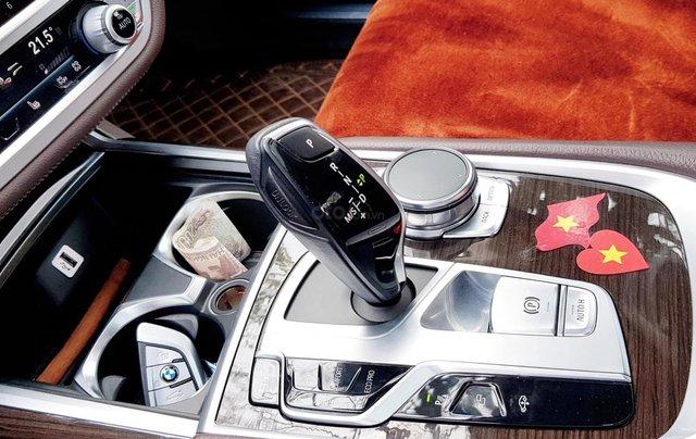 Cần bán xe BMW 7 Series 730 Li đời 2017, màu trắng, nhập khẩu20