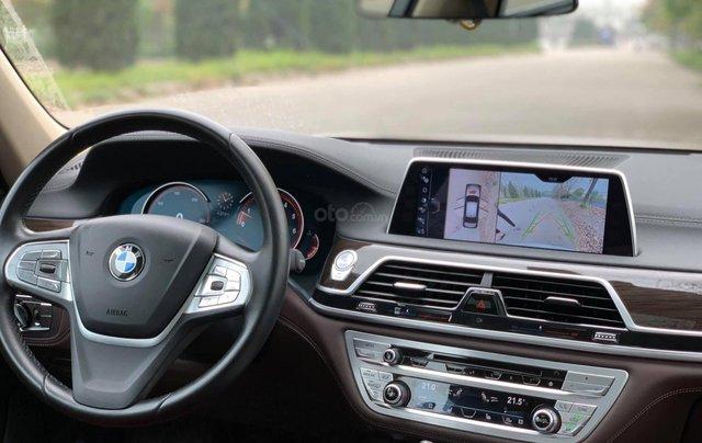 Cần bán xe BMW 7 Series 730 Li đời 2017, màu trắng, nhập khẩu21