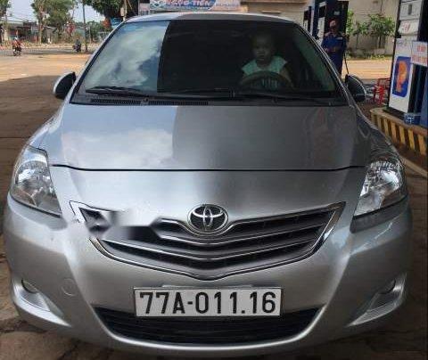 Cần bán Toyota Vios E 2012, màu bạc chính chủ giá cạnh tranh5