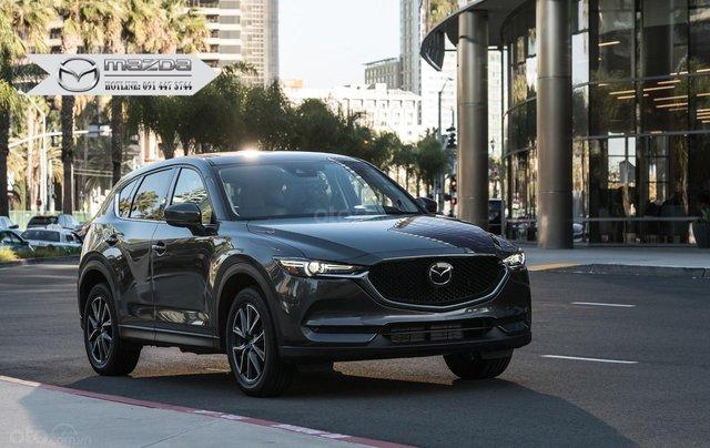 Mazda CX5 là sự lựa chọn thông minh cho bạn, ưu đãi tốt0