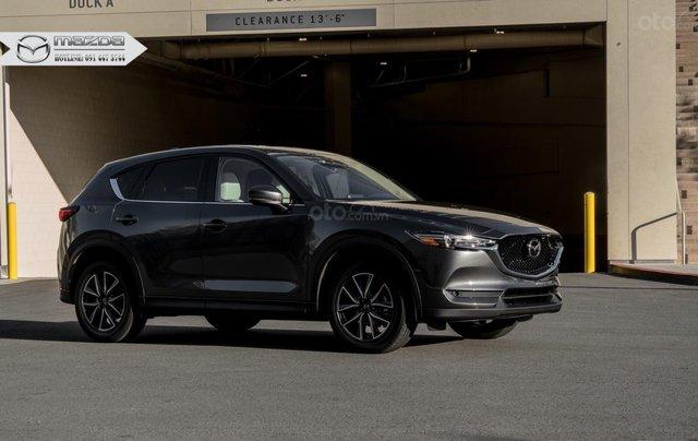 Mazda CX5 là sự lựa chọn thông minh cho bạn, ưu đãi tốt1