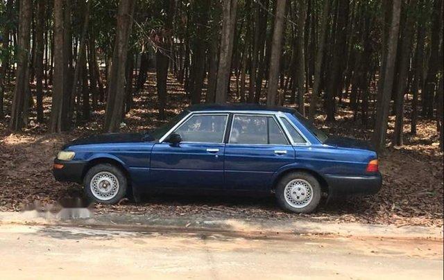 Cần bán Toyota Cressida đời 1981, màu xanh lam, nhập khẩu0