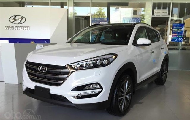 Cần bán xe Hyundai Tucson FL năm sản xuất 2019, xe nhập, 798 triệu2