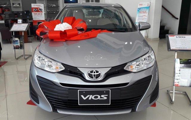 Bán Toyota Vios tặng ngay quà tặng lên đến 60tr, LS chỉ 0.33%/ Tháng0