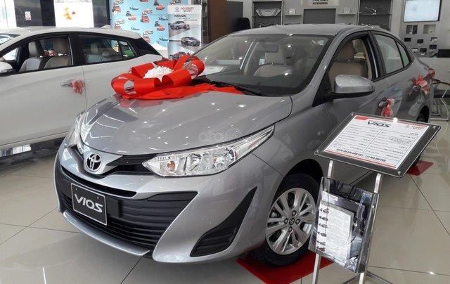 Bán Toyota Vios tặng ngay quà tặng lên đến 60tr, LS chỉ 0.33%/ Tháng4