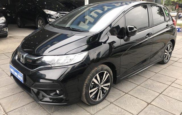 Bán ô tô Honda Jazz RS năm 2018, màu đen, nhập khẩu nguyên chiếc3