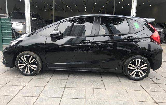Bán ô tô Honda Jazz RS năm 2018, màu đen, nhập khẩu nguyên chiếc4
