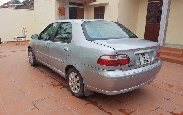 Cần bán Fiat Albeo 2007 số sàn, máy 1.6, xe 1 chủ từ đầu, không taxi 09646743311
