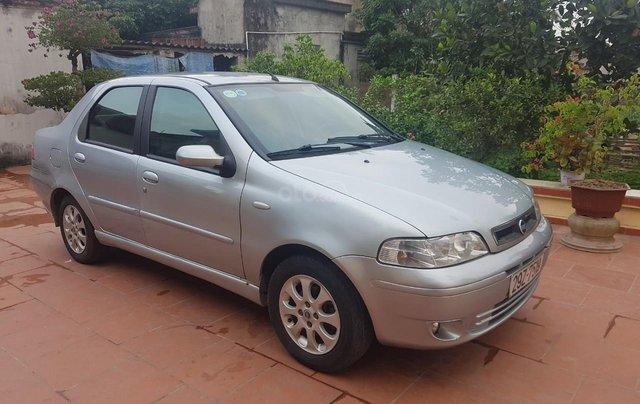 Cần bán Fiat Albeo 2007 số sàn, máy 1.6, xe 1 chủ từ đầu, không taxi 09646743312