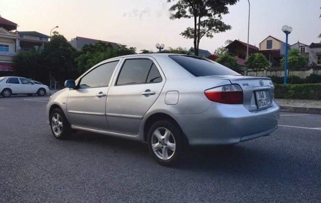 Bán xe Toyota Vios G đời 2005, màu bạc, xe gia đình giá cạnh tranh1
