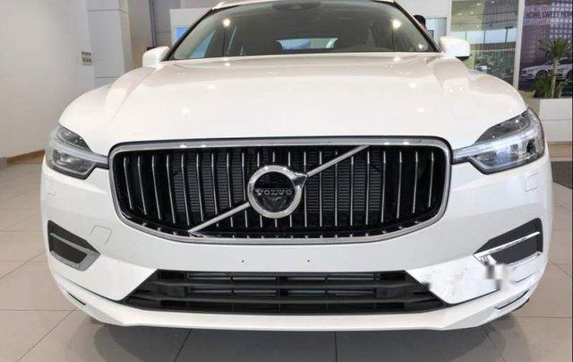 Bán Volvo XC60 2019, màu trắng, nhập khẩu nguyên chiếc1