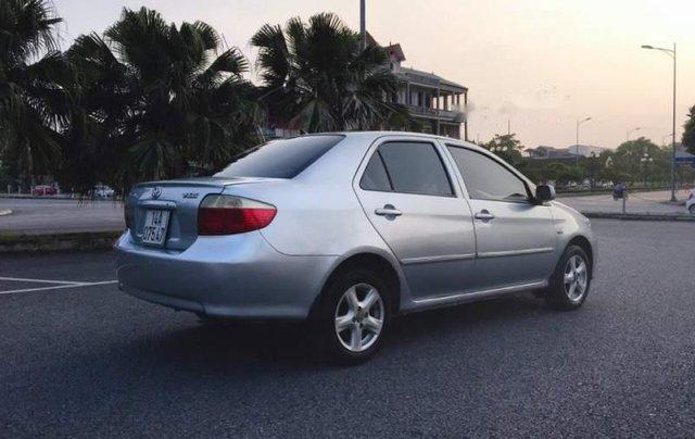 Bán xe Toyota Vios G đời 2005, màu bạc, xe gia đình giá cạnh tranh2