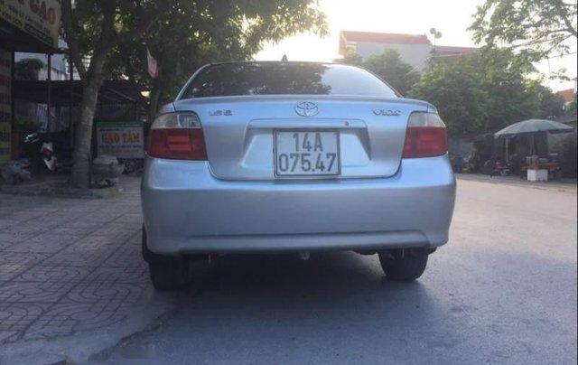 Bán xe Toyota Vios G đời 2005, màu bạc, xe gia đình giá cạnh tranh0