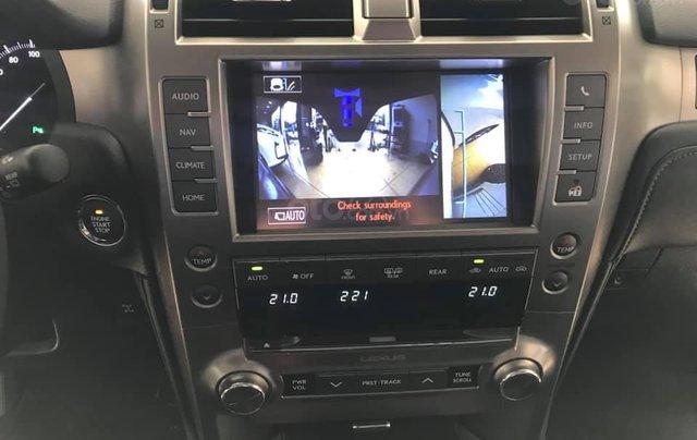 Bán Lexus GX460 màu trắng, sản xuất năm 2017 đăng ký cá nhân5