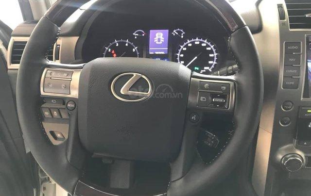 Bán Lexus GX460 màu trắng, sản xuất năm 2017 đăng ký cá nhân3