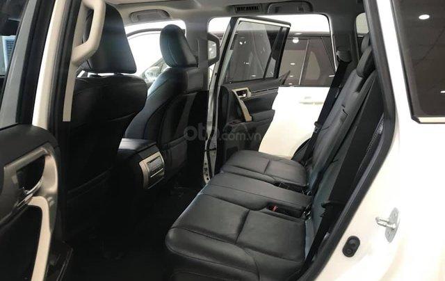 Bán Lexus GX460 màu trắng, sản xuất năm 2017 đăng ký cá nhân7